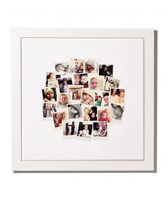 Circle Snapshot-Mix Photo Art