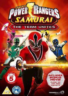 Television Review (DVD): Power Rangers Samurai: The Team Unites