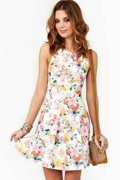Ain't She Sweet Dress