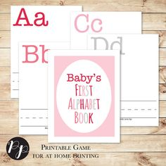 in shower baby shower time lindsay s shower baby shower alphabet book