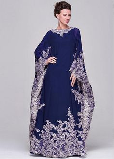 Gif Fashion, Hijab Fashion, Fashion Outfits, Kaftan Designs, Kaftan Style, Bridal Makeover, Muslim Dress, Embroidery Fashion, Mode Hijab