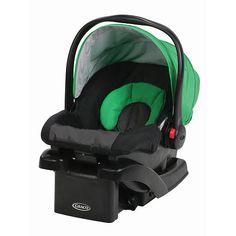 Graco SnugRide Click Connect 30 Infant Car Seat - Fern
