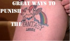 Best ways to punish the fantasy loser in your league