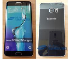 Samsung Galaxy S6 edge+ revealed by dummy unit leak http://www.phonedog.com/2015/07/18/samsung-galaxy-s6-edge-revealed-dummy-unit-leak… by @alw #android