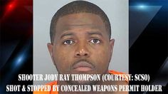 The stuff they don't tell you! NightClub Shooter Shot & Stopped By Armed Concealed Carry Permit Holder.
