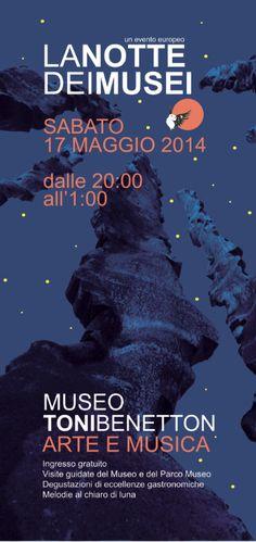 Museo Toni Benetton - Arte e musica #ndm14 #ndm14italia #treviso