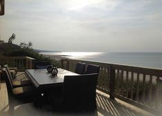 The Mermaid Inn, Deck, Dining, Outdoor Decor, Table, Home Decor, Food, Decoration Home, Room Decor