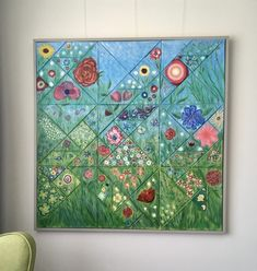 """Verbinding"" gezamelijk project - bam-crea Ceramics, Painting, Art, Ceramica, Art Background, Pottery, Painting Art, Kunst, Paintings"