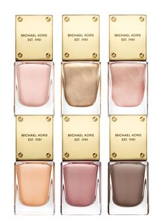 Michael Kors Nail Collection - Hey Pretty