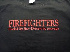 firefighter t-shirt, etsy.com, by seller RipdNTorn