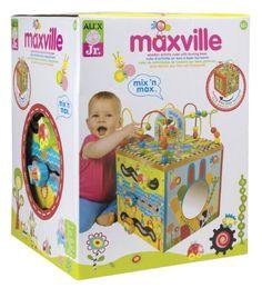 ALEX® Toys - Alex Jr. Max Ville - Wooden Activity Cube 4MV Alex Toys http://www.amazon.com/dp/B006X2AAD6/ref=cm_sw_r_pi_dp_vODgub15765HT