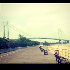 Home sweet home. Picture taken from South Beach boardwalk, Staten Island, NY