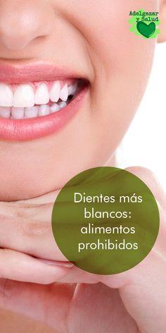 Tener los dientes más blancos es un síntoma de salud y de belleza, por eso cada vez se recurre más a tratamientos de blanqueamiento de dientes.