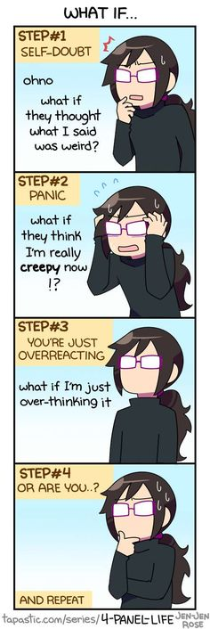 4-Panel Life :: WHAT IF...?   Tapastic