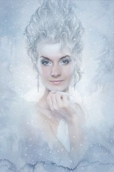 Snow Queen by BiBiARTs on deviantART