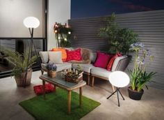 🌸 🎈and do ☺️ with from 💚 ☘️ we are trendy 🍀 we love & 🍃 we are 🌿 we deliver all around the . Exterior Lighting, Outdoor Lighting, Outdoor Decor, Love Garden, Led Lamp, Exterior Design, Garden Design, Outdoor Furniture Sets, Modern