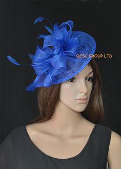 f4ec8944e10 royal blue fascinator - Google Search