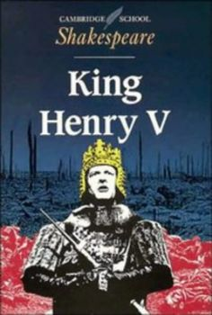 King Henry V- i actually bought this edition of the play when i was in Canterbury in 1995/1996... the receipt is still taped inside the front cover <3