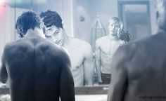What I would do to be in that room. I think this is what heaven looks like. <3 Merlin and Arthur