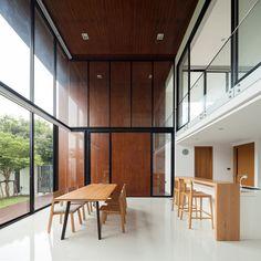 NY House,© Ketsiree Wongwan