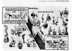 A Jim Borgman cartoon.
