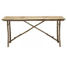 Bloomingville Spisebord - Spisebord i natur træ