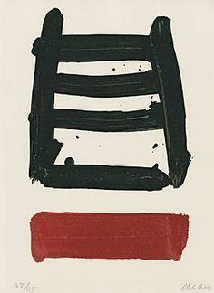 Pierre Soulages - Galerie Boisseree