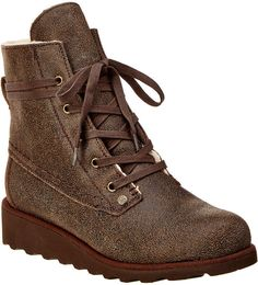 71e2d3e80941 BearPaw Krista Never Wet Water-Resistant Suede Boot