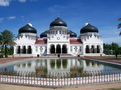 50 des plus belles mosquées du monde (PHOTOS)