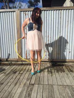 xx Midi Skirt, Tulle, Blush, Skirts, Fashion, Moda, Fashion Styles, Tutu, Rouge