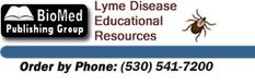 free Chapter 7 at this link --- (Lyme Disease & Parasites) - MORE THAN YOU REALIZE