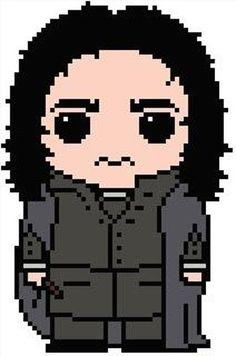 Harry Potter: Severus Snape