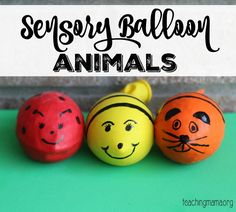 Don't you love a simple activity that keeps kids busy for hours? Well these sensory balloon animals are perfect for keeping little ones busy.A sensory balloon is filled with material that kids can squish around and it's really a great way for children to explore the sense of touch. These little critters are so much …