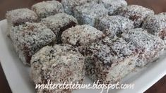 RETETE: Prajitura tavalita de post Krispie Treats, Rice Krispies, Banana Bread, Desserts, Food, Tailgate Desserts, Deserts, Essen, Postres