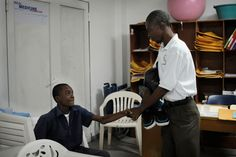 The Heart Fund - Mission à Haïti - 2012  capucinegranierdeferre thf theheartfund cardiovasculardisease heartdisease healthcare haiti haïti humanitaire yves child children