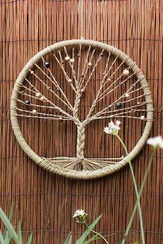 Tree of life dream catcher <3