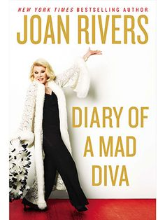 Joan Rivers' Diary Is As Entertaining As You Hoped #Refinery29