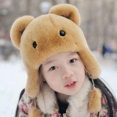 36.88$  Buy now - https://alitems.com/g/1e8d114494b01f4c715516525dc3e8/?i=5&ulp=https%3A%2F%2Fwww.aliexpress.com%2Fitem%2FNew-Arrival-lovely-Winter-Baby-Boys-And-Girls-Warm-Rabbit-Fur-Hats-Children-Cute-Panda-bear%2F32782711641.html - New Arrival lovely Winter Baby Boys And Girls Warm Rabbit Fur Hats Children Cute Panda bear cap hat-ushanka  Beanies
