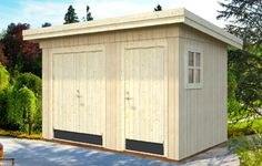 Kalle 6.6sqm log cabin