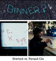 Sherlock vs. ...