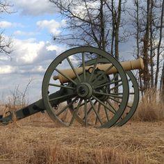 Wilson's Creek Battlefield -- Bloody Hill