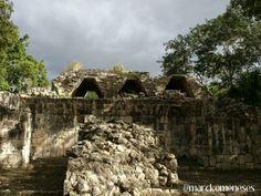 Zona Arqueológica Maya de Chichén Itzá (Yucatán, México).