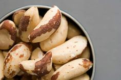 Castanha do Pará - Brazil nuts