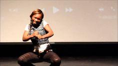Афро танец.