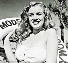 Rarely Seen Photos Of Marilyn Monroe