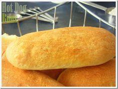 pains à hot dog maison (sans map) /hot dog buns