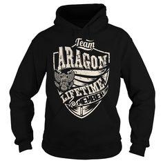 Last Name, Surname Tshirts - Team ARAGON Lifetime Member Eagle