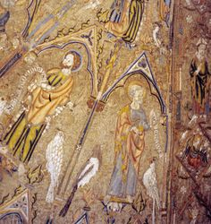 Index of Christian Art - Opus Anglicanum: - Toledo: Cathedral, Treasury