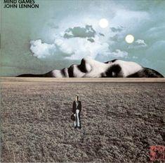 John Lennon: Mind Games. 1973. Parlaphone.