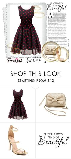"""""""# Rosegal #47"""" by deyanafashion ❤ liked on Polyvore featuring WALL and vintage"""